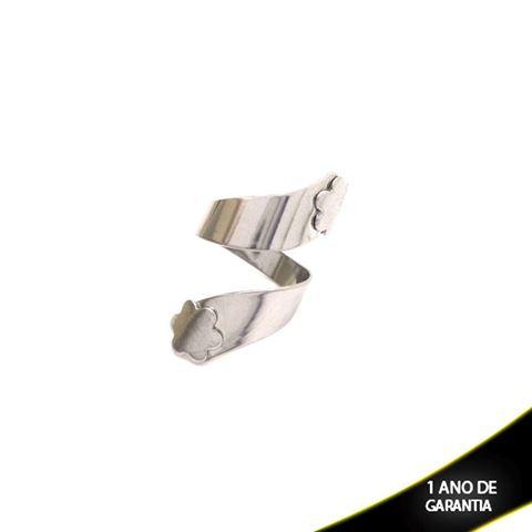 Imagem de Anel Aço Inox com Aro Regulável - 0102872
