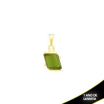 Imagem de Pingente com Pedra Pequena Várias Cores - 0303244