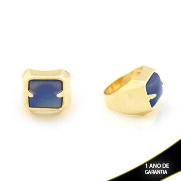 Imagem de Anel com Pedra Várias Cores - 0103913