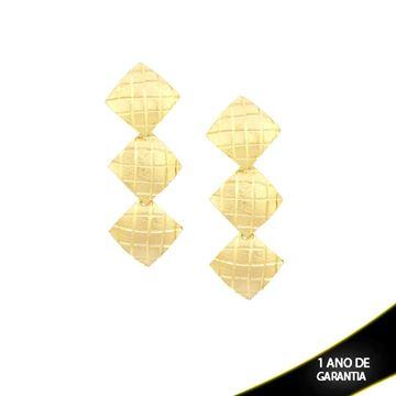 Imagem de Brinco Trabalhado com Diamantado - 0209909