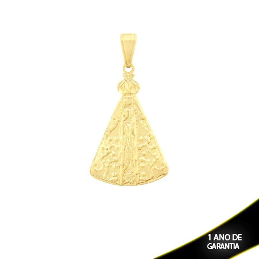 f894e963f19d8 Imagem de Pingente Nossa Senhora Aparecida com Detalhes Diamantados -  0303923