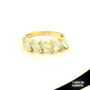 Imagem de Anel com Pedras de Zircônias Várias Cores - 0104433