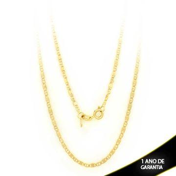 Imagem de Corrente Masculina diamantada 2mm 60cm - 0402827