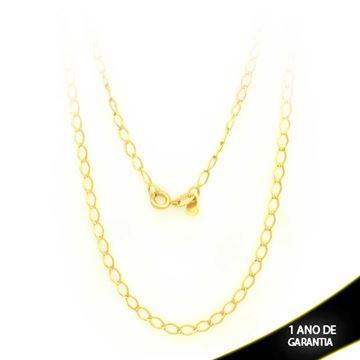 Imagem de Corrente Masculina Diamantada 3mm 60cm - 0402849