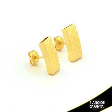 Imagem de Brinco Fosco e Diamantado - 0210633