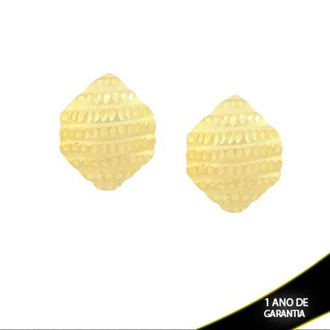 Imagem de Brinco Fosco e Diamantado - 0210632