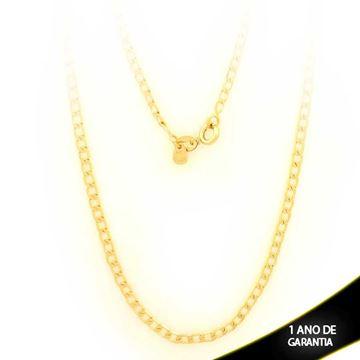 Imagem de Corrente Masculina Diamantada 3mm 60cm - 0403148