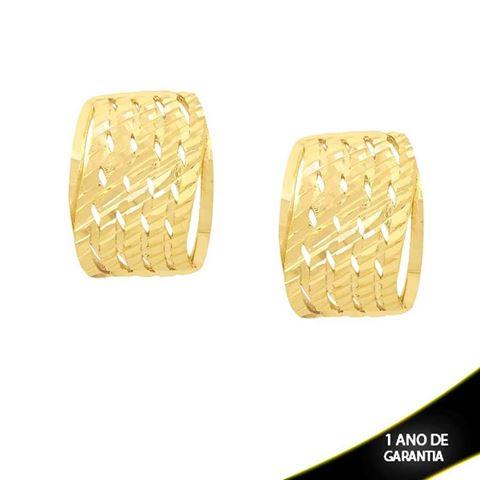 Imagem de Brinco Fosco e Diamantado - 0210846