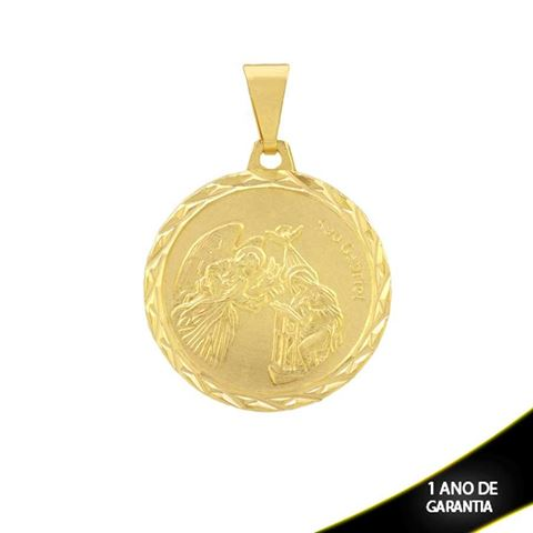 Imagem de Pingente Medalha São Gabriel (Mensageiro de Deus) - 0304217