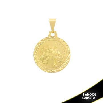 Imagem de Pingente Medalhinha São Gabriel (Mensageiro de Deus) - 0304221