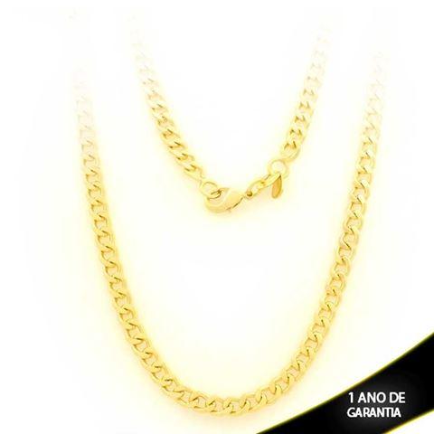 Imagem de Corrente Masculina Diamantada 4mm 50cm - 0403280