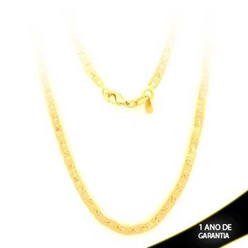 Imagem de Corrente Masculina Diamantada 3,5mm 45cm - 0403052