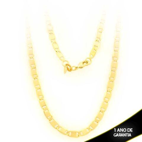 Imagem de Corrente Masculina Diamantada 4mm 70cm - 0403296