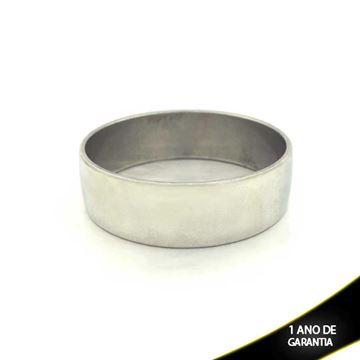 Imagem de Pulseira Bracelete Alumínio Liso 20mm - 0501258