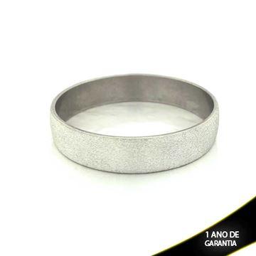 Imagem de Pulseira Bracelete Alumínio Fosco 14mm - 0501260