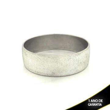 Imagem de Pulseira Bracelete Alumínio Fosco 20mm - 0501261