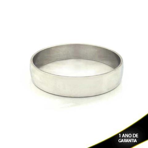 Imagem de Pulseira Bracelete Alumínio Liso 14mm - 0503696