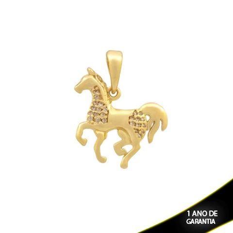 Imagem de Pingente Cavalo com Zircônias - 0304329