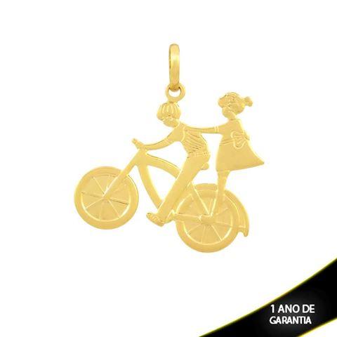 Imagem de Pingente Casal de Bicicleta - 0304420