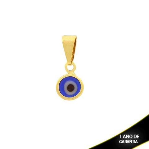 Imagem de Pingente Pequeno Olho Grego Azul - 0303298