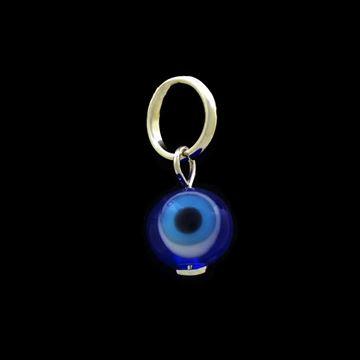 Imagem de Pingente de Prata 925 Olho Grego Azul Escuro - 0304500