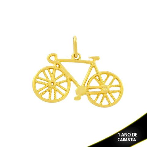 Imagem de Pingente Bicicleta Liso Trabalhado - 0304613