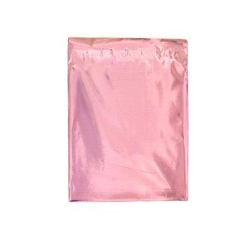 Imagem de Saquinhos para Presente Metalizados Rosa Pct 50 Unidades - 02068