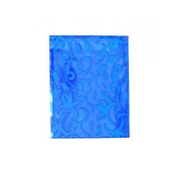 Imagem de Saquinhos para Presente Metalizados Estampa Azul Pct 50 Unidades - 02068