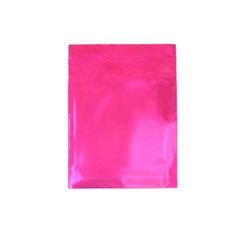 Imagem de Saquinhos para Presente Metalizados Pink Pct 50 Unidades - 02068