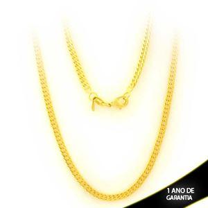 Imagem de Corrente Masculina Diamantada 3mm 60cm - 0403906