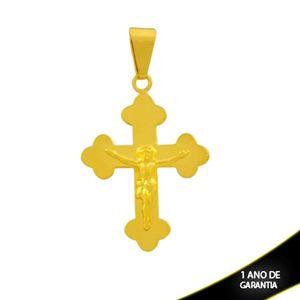 Imagem de Pingente Cruz com Corpo de Cristo - 0303192
