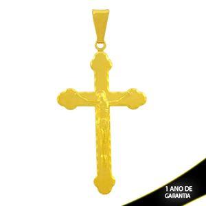 Imagem de Pingente de Cruz com Corpo de Cristo - 0304746