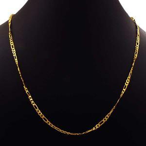 Imagem de Corrente Masculina 3x1 Fina Diamantada 2,5mm 60cm - 0404022